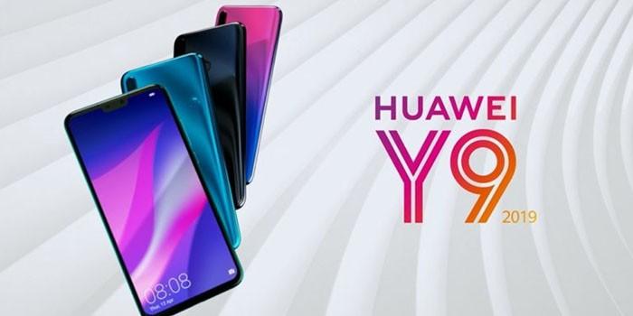 Huawei Y9 2018 Headerz