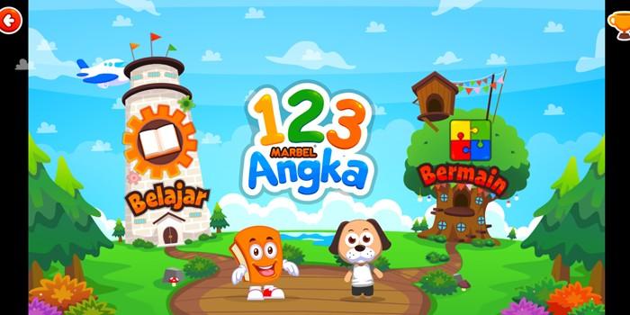Marbel Premium Angka