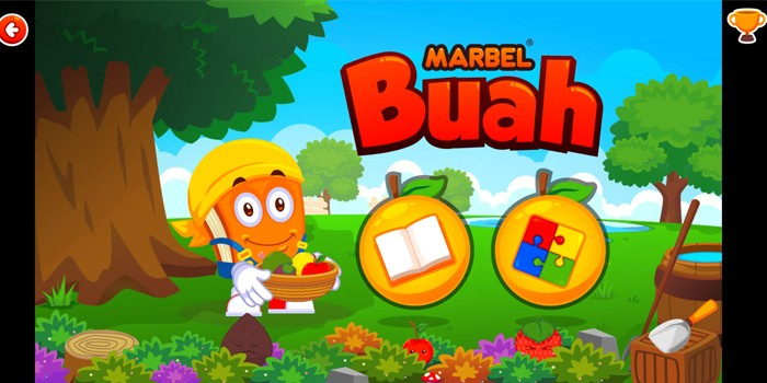 Marbel Premium Buah