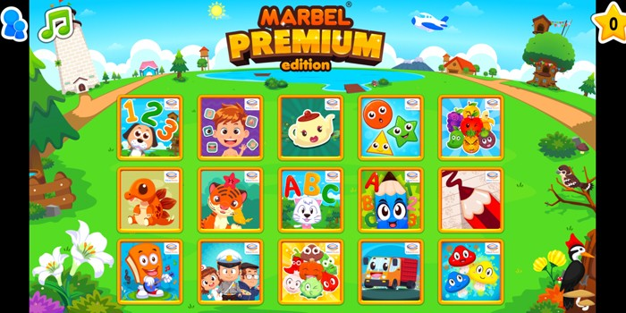 Marbel Premium Edition All