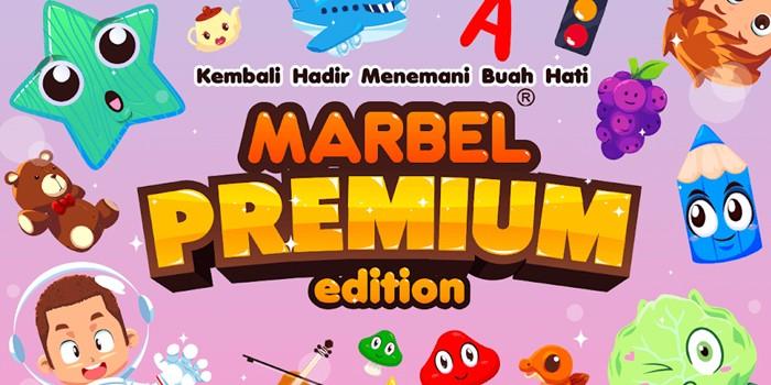 Marbel Premium Edition Header