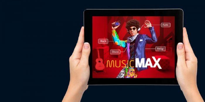 Musicmax Telkomsel Header