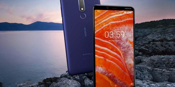Nokia 3 1 Plus Header
