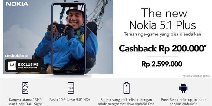 Nokia 5 1 Plus Poster