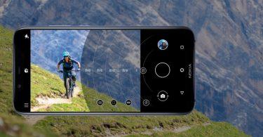 Nokia X7 Feature