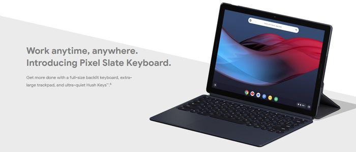 Pixel Slate Desain