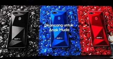 Realme 2 Indonesia Feature