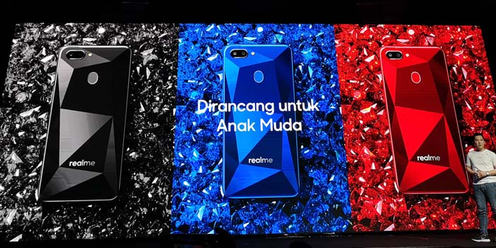 Realme 2 Indonesia Header