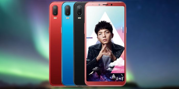 Samsung Galaxy A6s Header