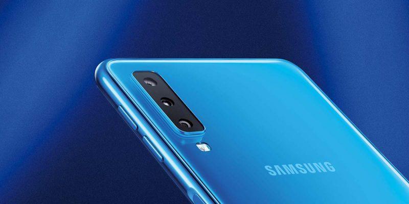Samsung Galaxy A7 2018 Vs Oppo F9 Mana Hp Kamera Terbaik Gadgetren
