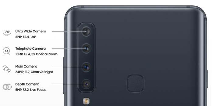 Samsung Galaxy A9 2018 All