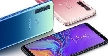 Samsung Galaxy A9 2018 Feature