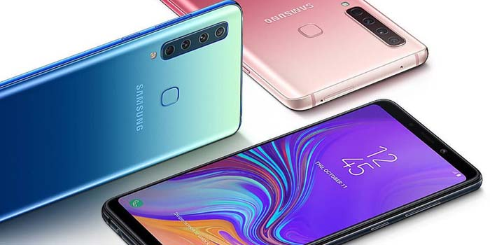 Cara Screenshot Samsung Galaxy A9 2018 Header