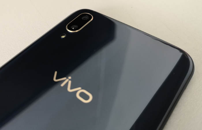 Vivo V11 Pro Dual Cam