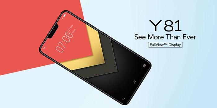 Vivo Y91 vs Vivo Y81 Header