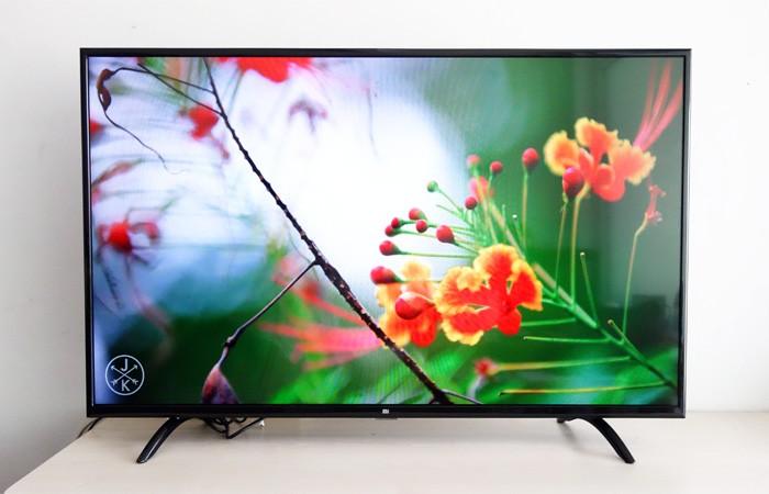 Xiaomi Mi LED Smart TV 4A 43 - Layar