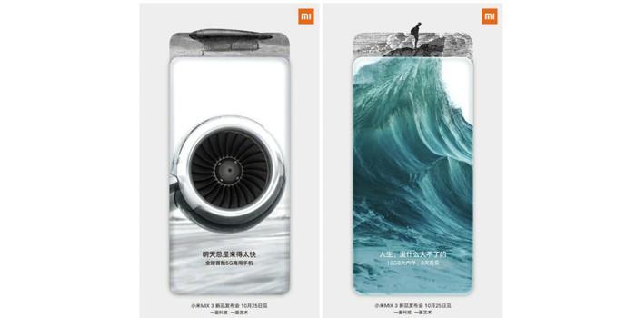 Xiaomi Mi MIX 3 Spec All