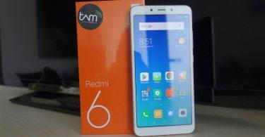 Xiaomi Redmi 6 Featured