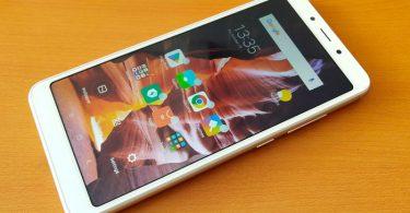 Xiaomi Redmi 6A Display
