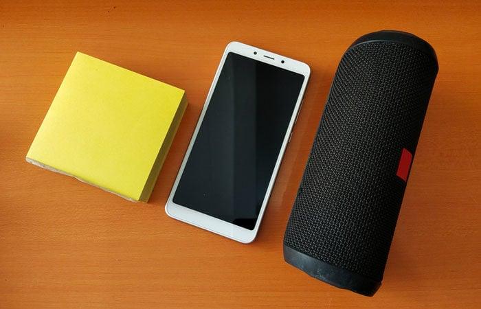 Xiaomi Redmi 6A Header