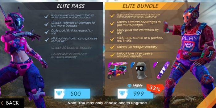Apa Itu Elite Pass Free Fire - Header