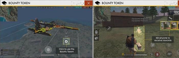 Bounty Token Free Fire - Cara Menggunakan