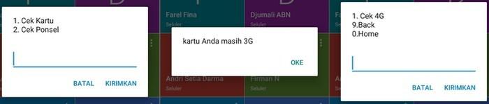 Cek 4G Kartu Telkomsel