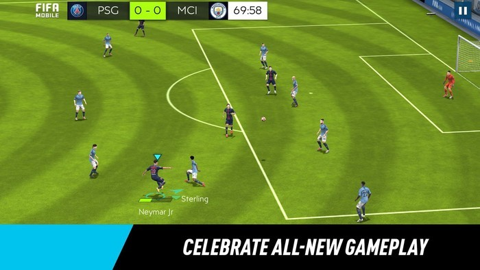 Game Android FIFA Soccer