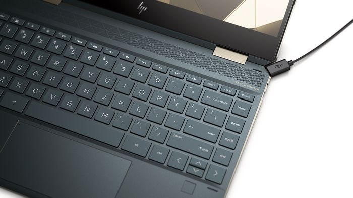 HP Spectre 13 x360 Desain