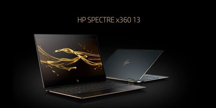 HP Spectre 13 x360 Header