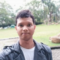 Kamera Depan Bokeh 1