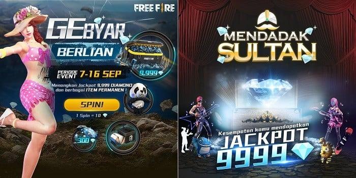 Mendadak Sultan Free Fire