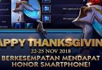 Mobile Legends HP Honor Gratis Featured