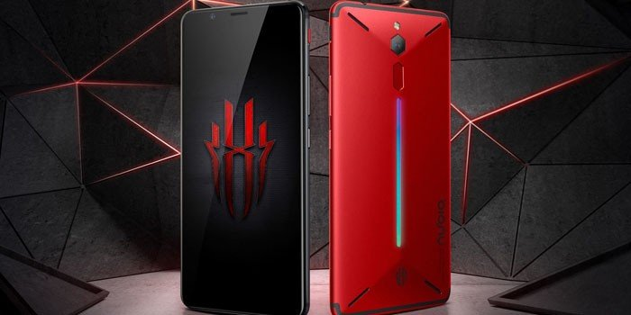 Nubia Red Magic Mars Header