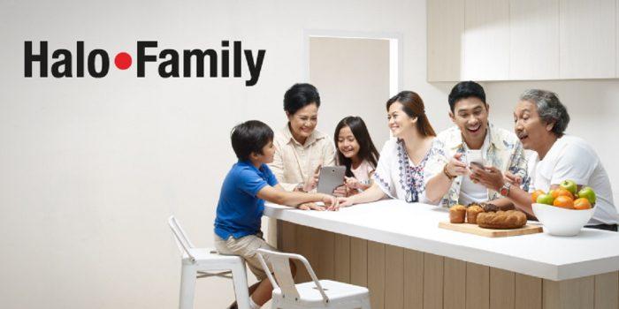 Paket Keluarga Telkomsel Header