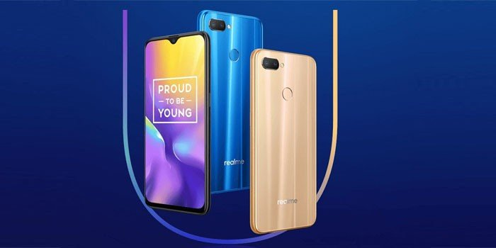 Realme U1 vs Samsung Galaxy M20 header