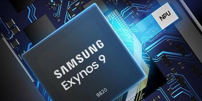 Samsung Exynos 9820 Header
