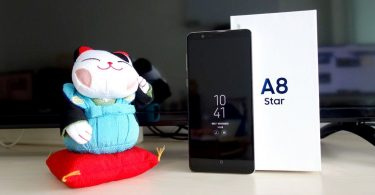 Samsung Galaxy A8 Star Featured