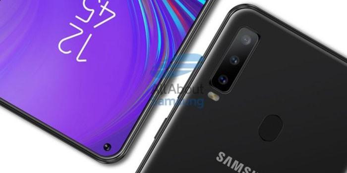 Samsung Galaxy A8s Leak Header