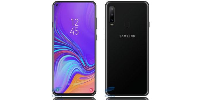 Samsung Galaxy A8s all