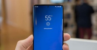 Samsung Galaxy S10 Plus Leak Feature