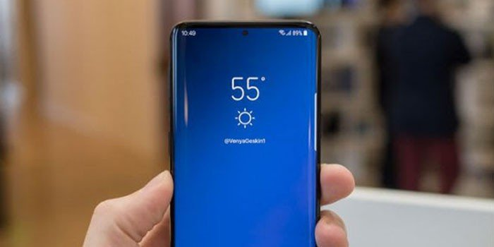 Samsung Galaxy S10 Plus Leak Header