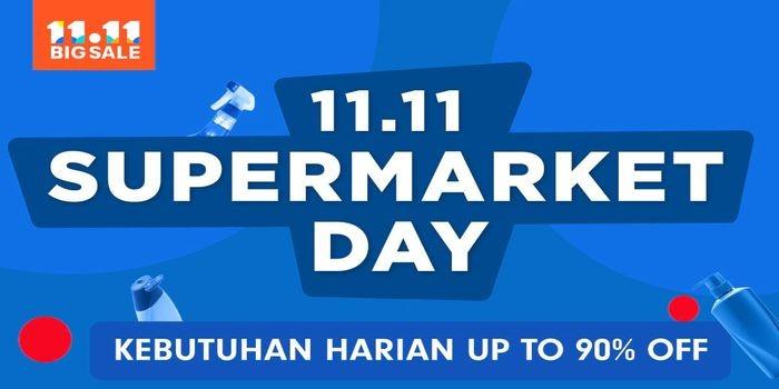 Shopee 11.11.2018 Header