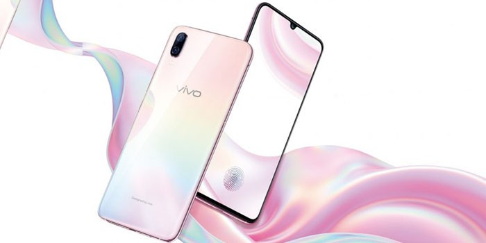 Vivo X23 Symphony Edition Header