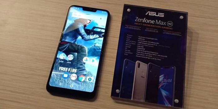 Varian Asus Zenfone Max Pro M2 Header