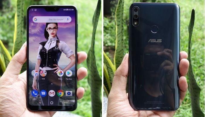 ASUS Zenfone Max Pro M2 Desain