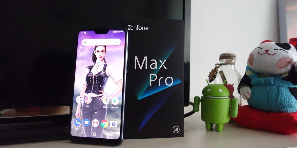 ASUS Zenfone Max Pro M2 Featured