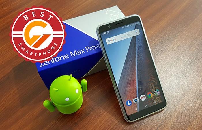 Best Smartphone - ASUS ZenFone Max Pro M1
