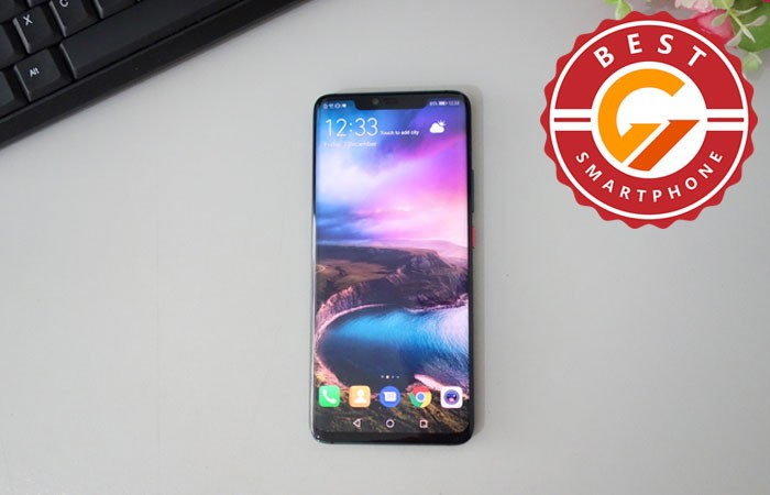 Best Smartphone - Huawei Mate 20 Pro