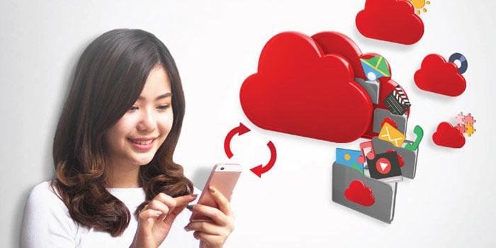 CloudMax Telkomsel Header